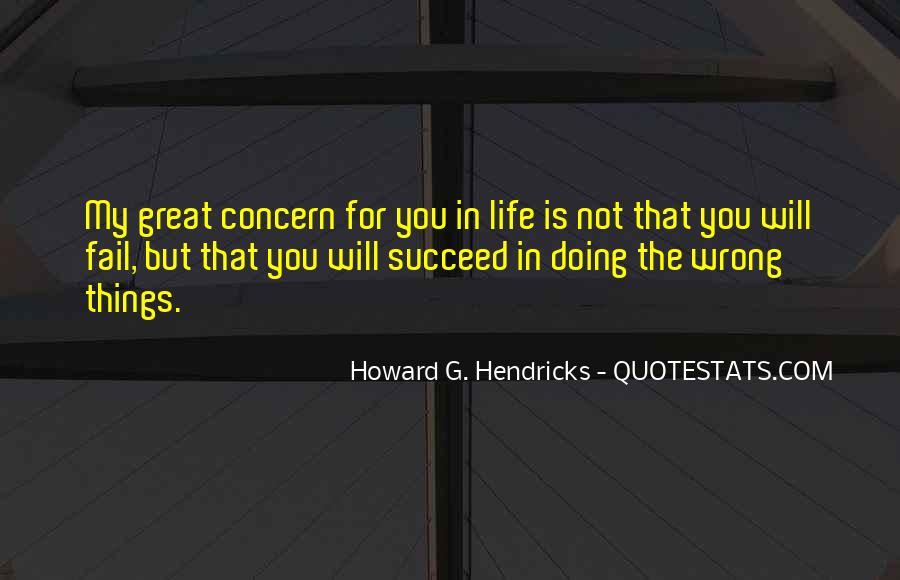 Howard Hendricks Quotes #797853