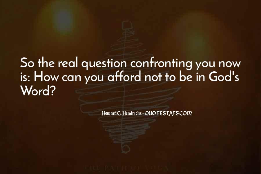Howard Hendricks Quotes #930372