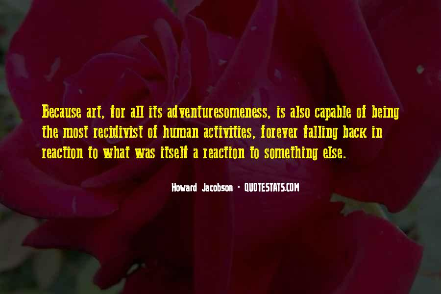 Howard Jacobson Quotes #102768
