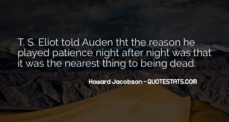 Howard Jacobson Quotes #1275013