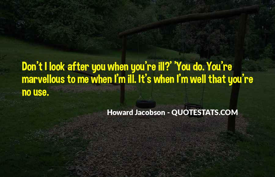 Howard Jacobson Quotes #338806
