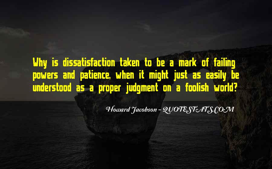 Howard Jacobson Quotes #541602