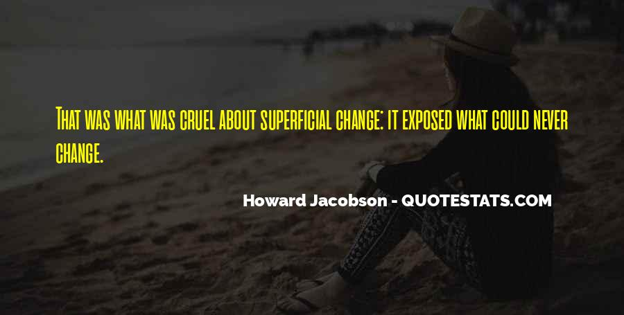 Howard Jacobson Quotes #671928