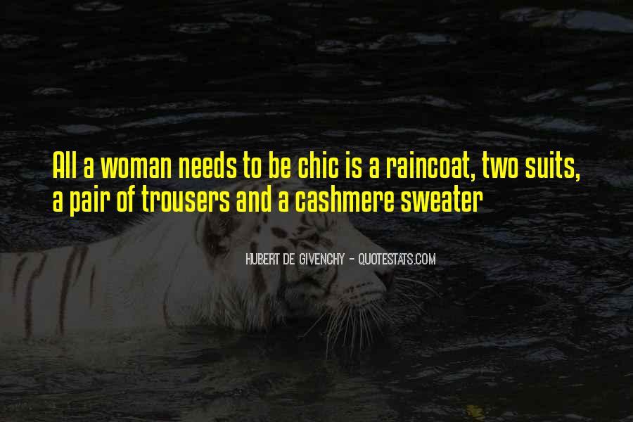 Hubert De Givenchy Quotes #771160