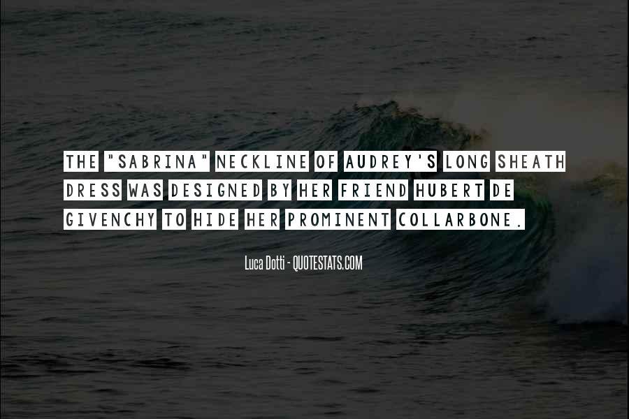Hubert De Givenchy Quotes #859571