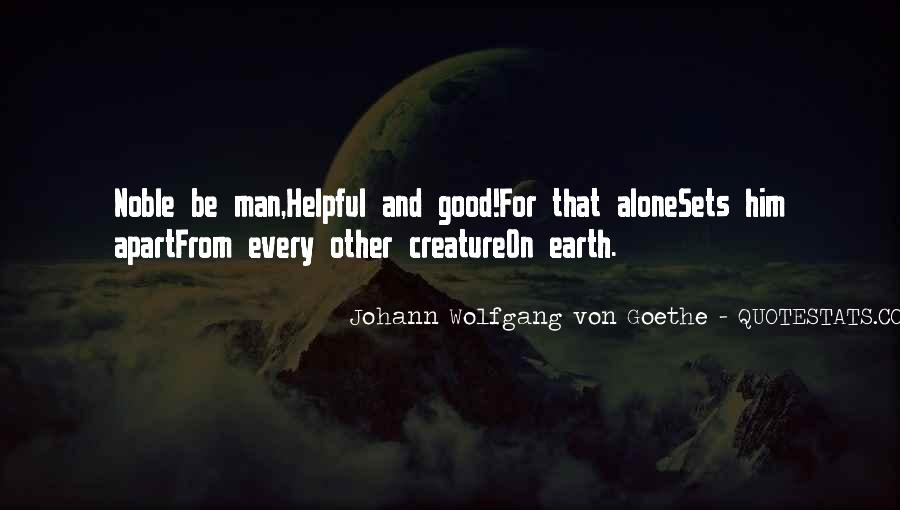 Quotes About Helpful Man #851212