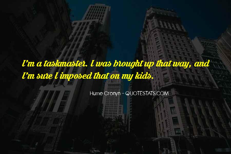 Hume Cronyn Quotes #1261699