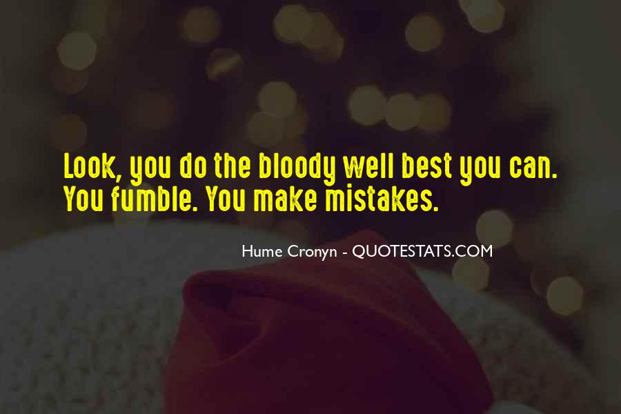 Hume Cronyn Quotes #1740893