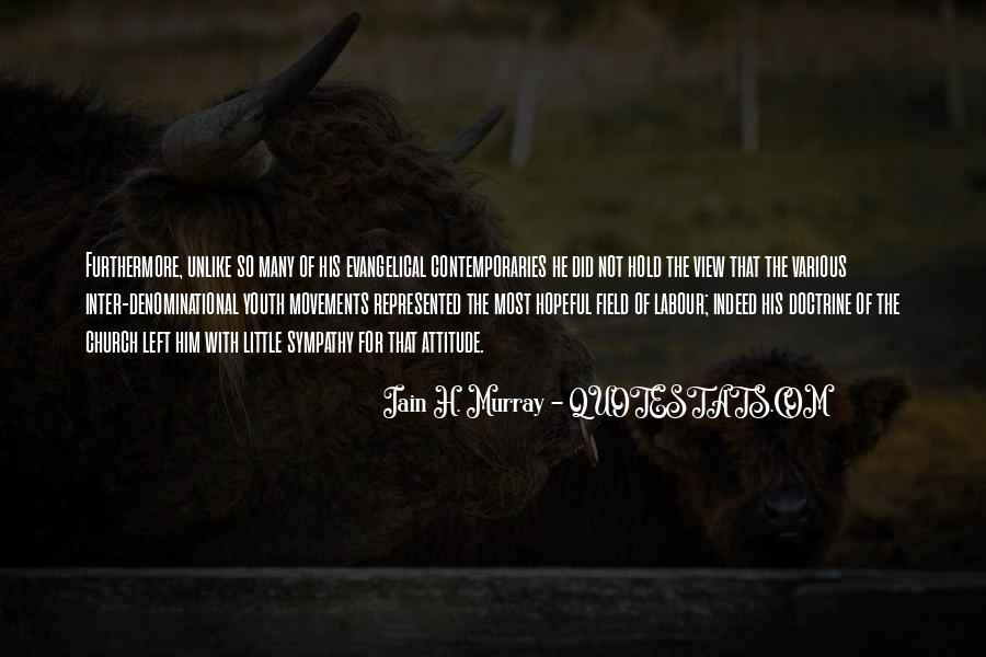 Iain Murray Quotes #1277410
