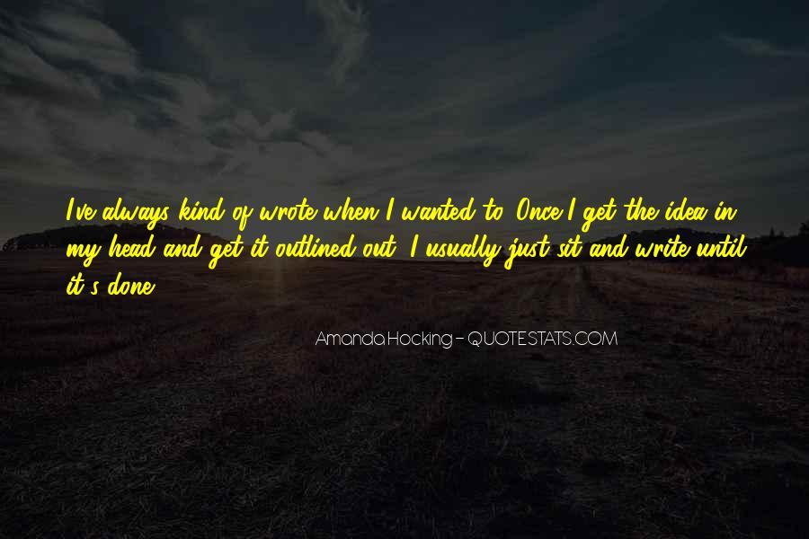 Ibrahim Hooper Quotes #997137