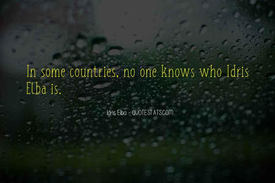 Idris Elba Quotes #1425042