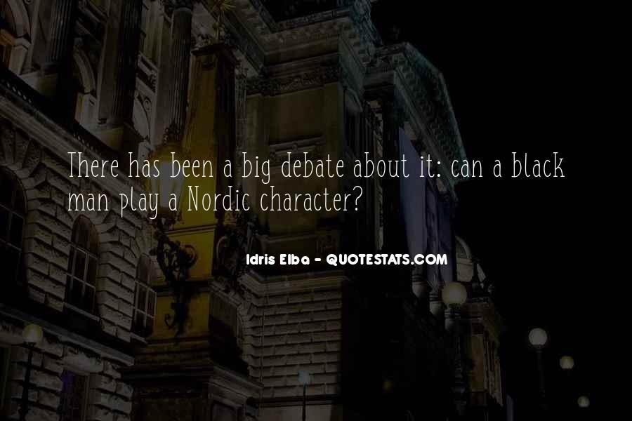 Idris Elba Quotes #1466029