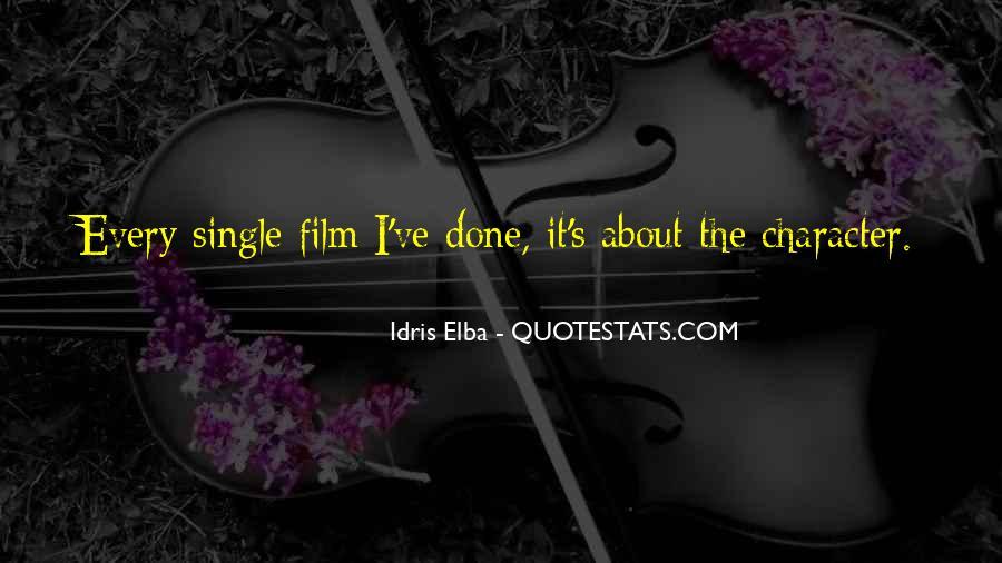 Idris Elba Quotes #589870