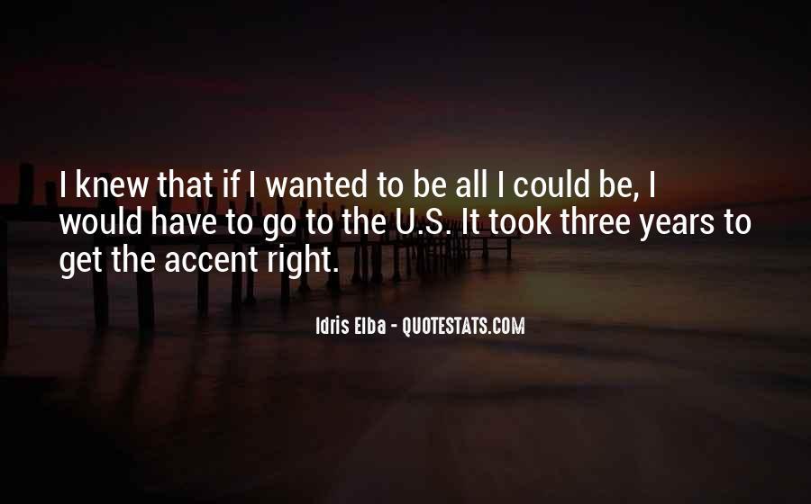 Idris Elba Quotes #891209
