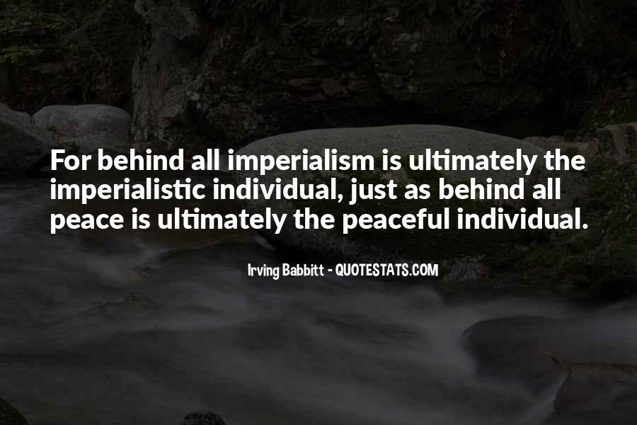 Irving Babbitt Quotes #1107349