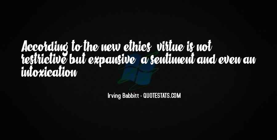 Irving Babbitt Quotes #1124857