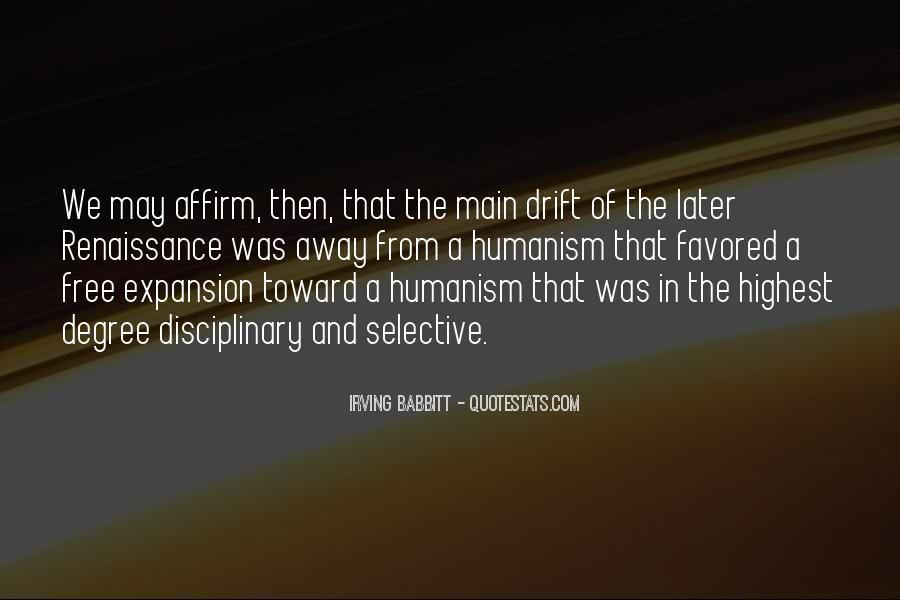 Irving Babbitt Quotes #148993