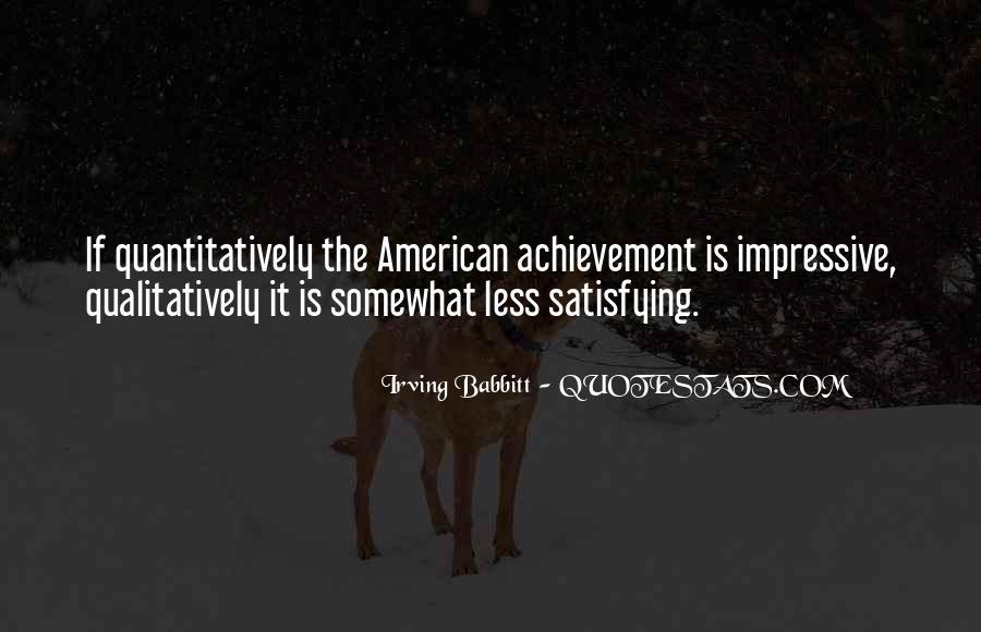 Irving Babbitt Quotes #158089