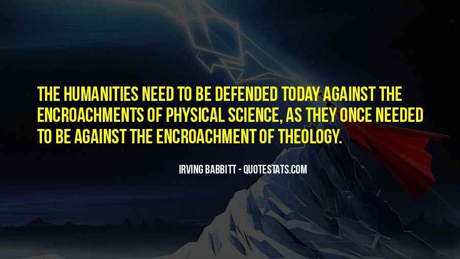 Irving Babbitt Quotes #1708758