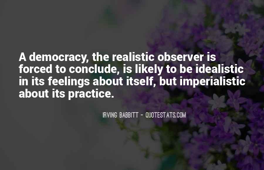 Irving Babbitt Quotes #543517