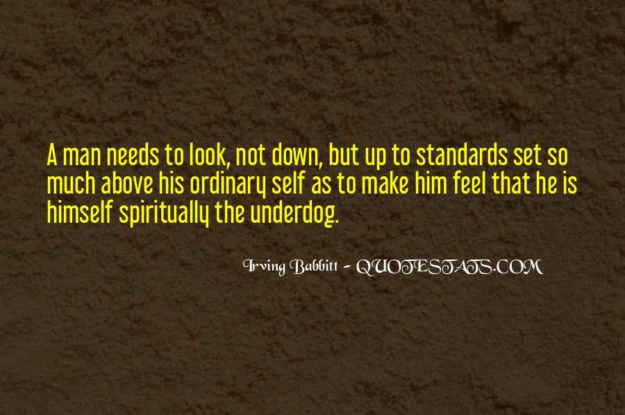Irving Babbitt Quotes #586914