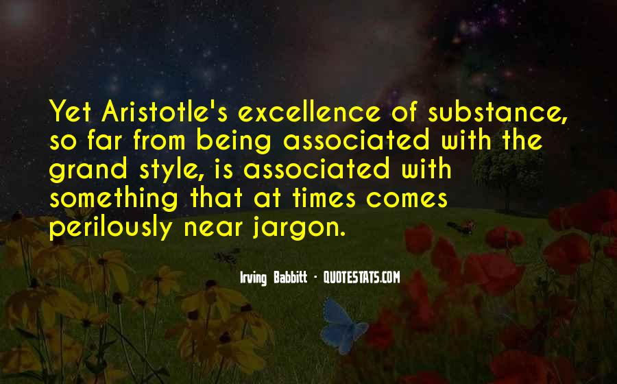 Irving Babbitt Quotes #614716