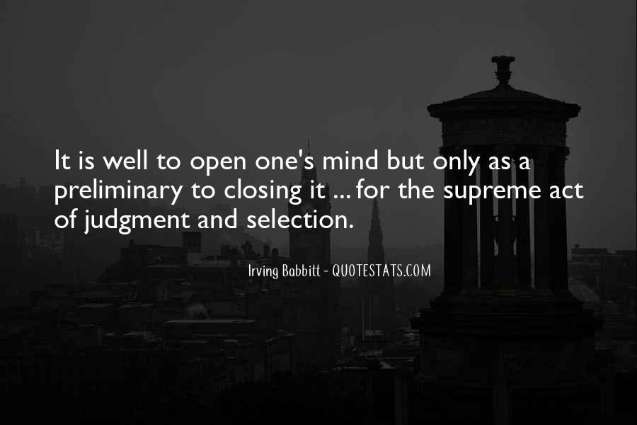 Irving Babbitt Quotes #660971