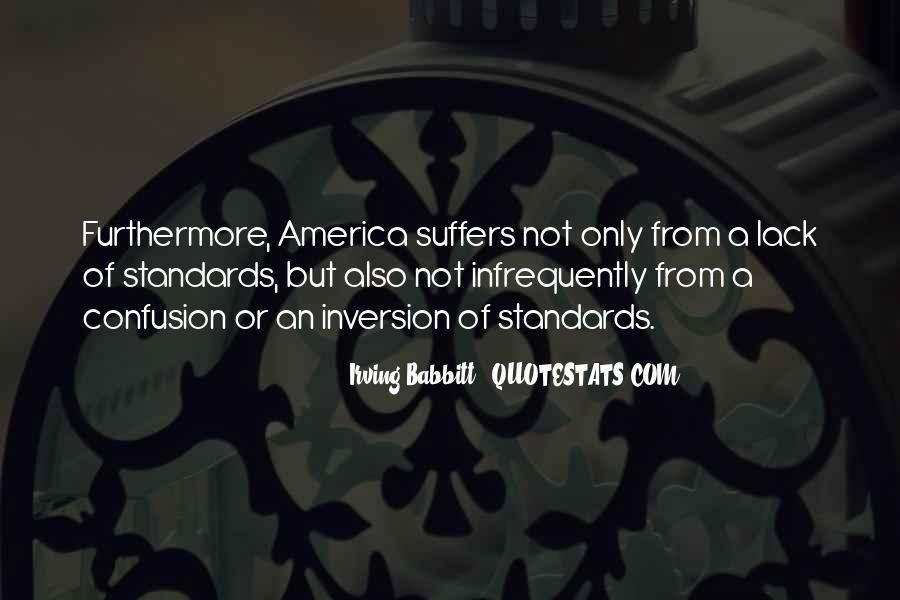 Irving Babbitt Quotes #901783