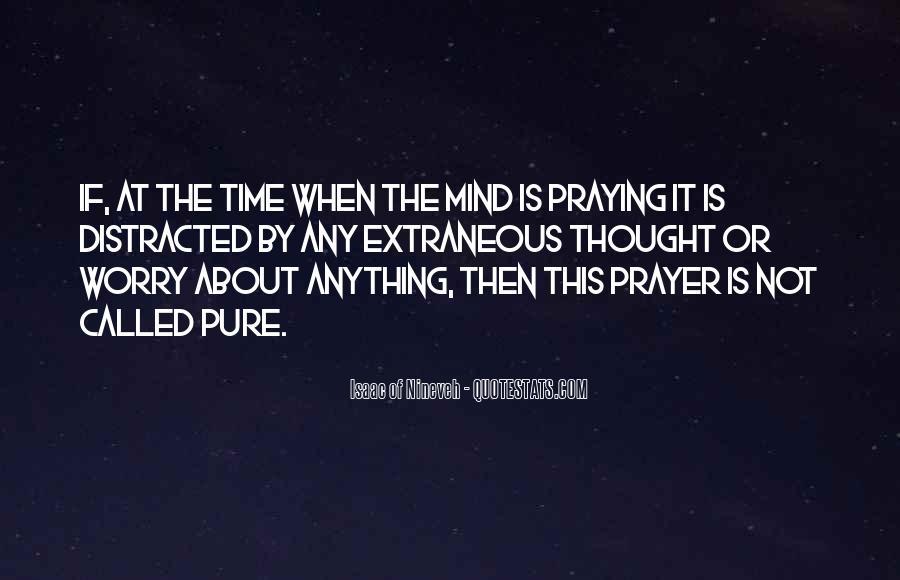 Isaac Of Nineveh Quotes #1159775