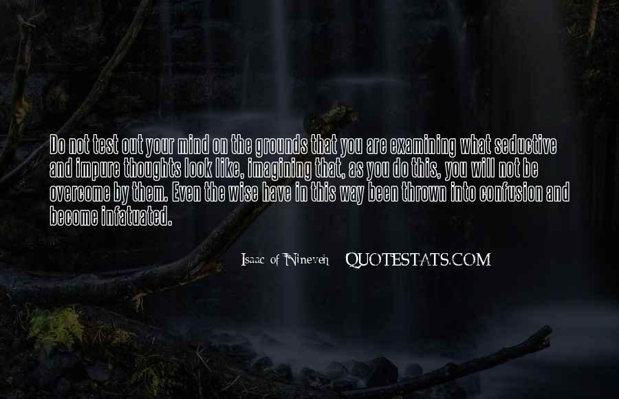 Isaac Of Nineveh Quotes #1168105