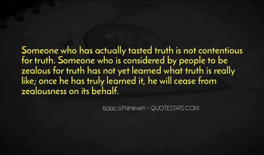 Isaac Of Nineveh Quotes #1223628
