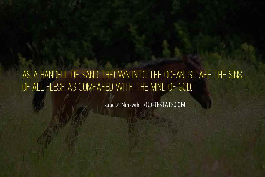 Isaac Of Nineveh Quotes #151880