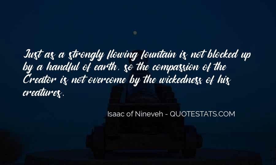 Isaac Of Nineveh Quotes #1550889