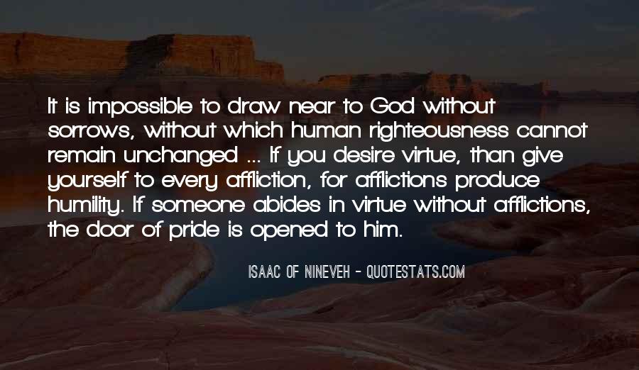 Isaac Of Nineveh Quotes #1632681