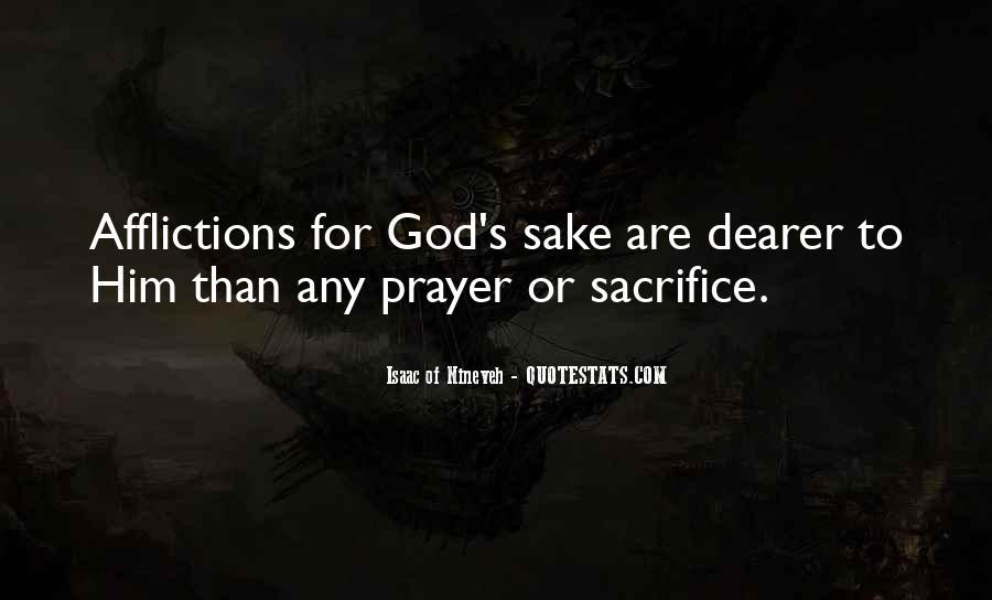 Isaac Of Nineveh Quotes #1656057