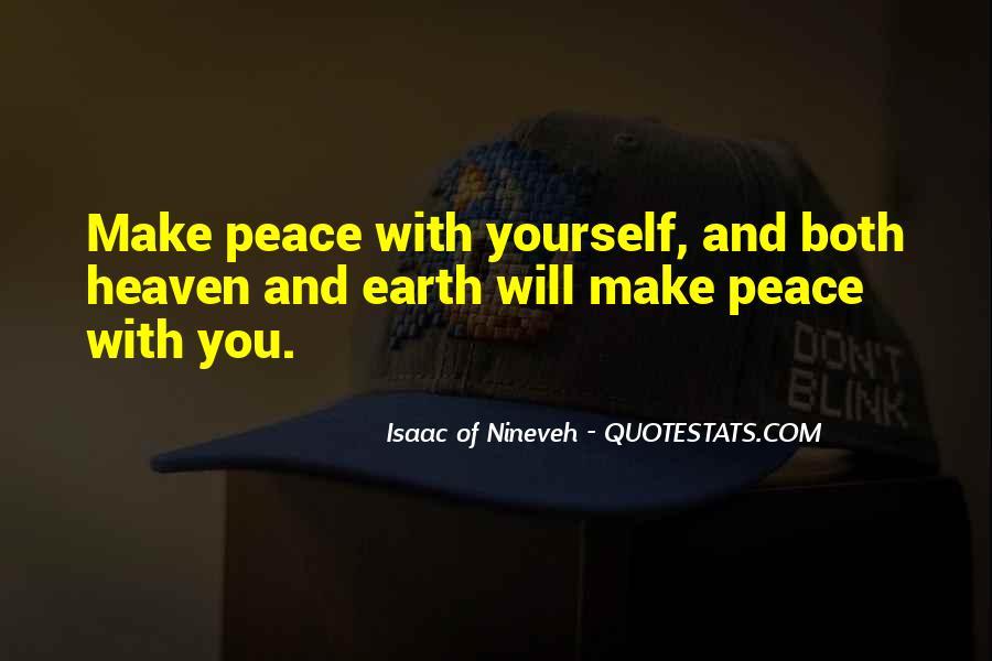 Isaac Of Nineveh Quotes #1694690
