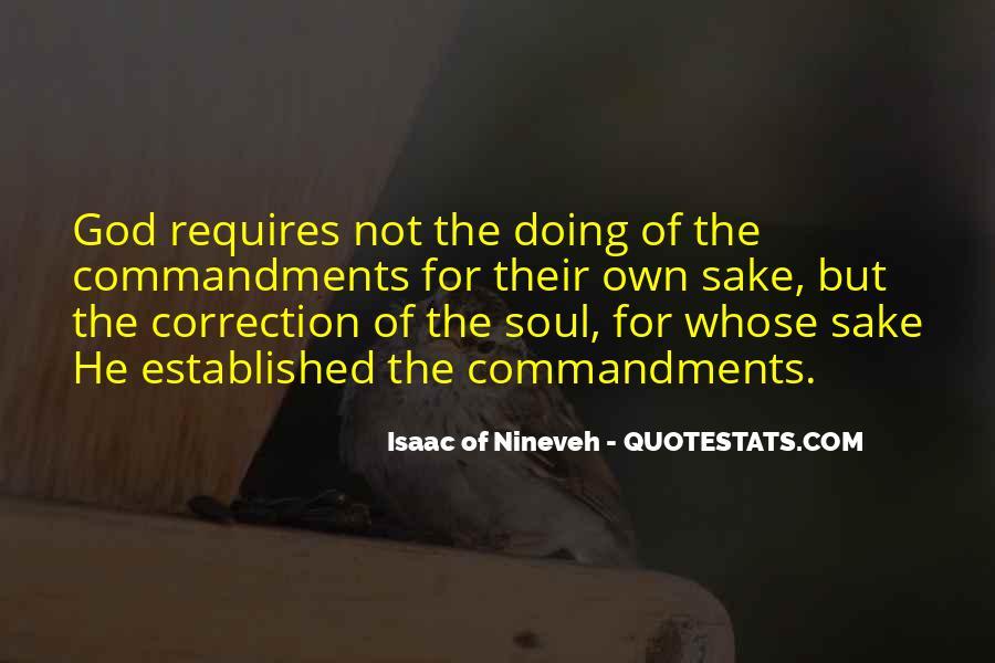 Isaac Of Nineveh Quotes #1751760