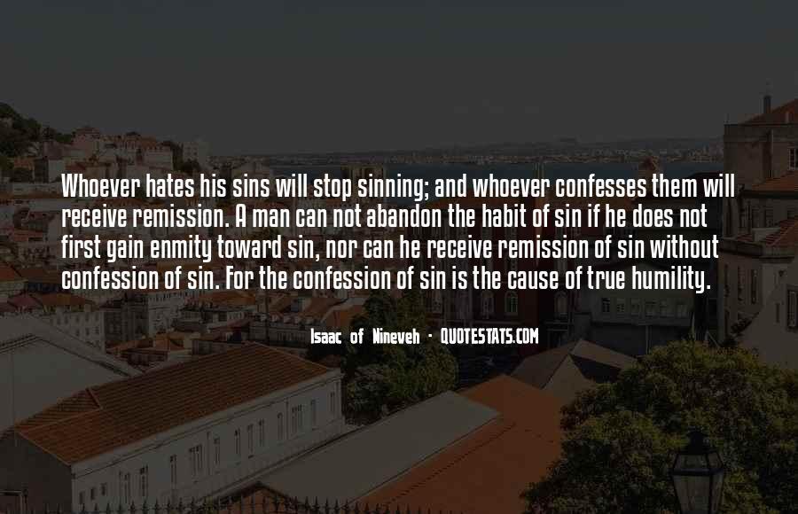 Isaac Of Nineveh Quotes #1784099