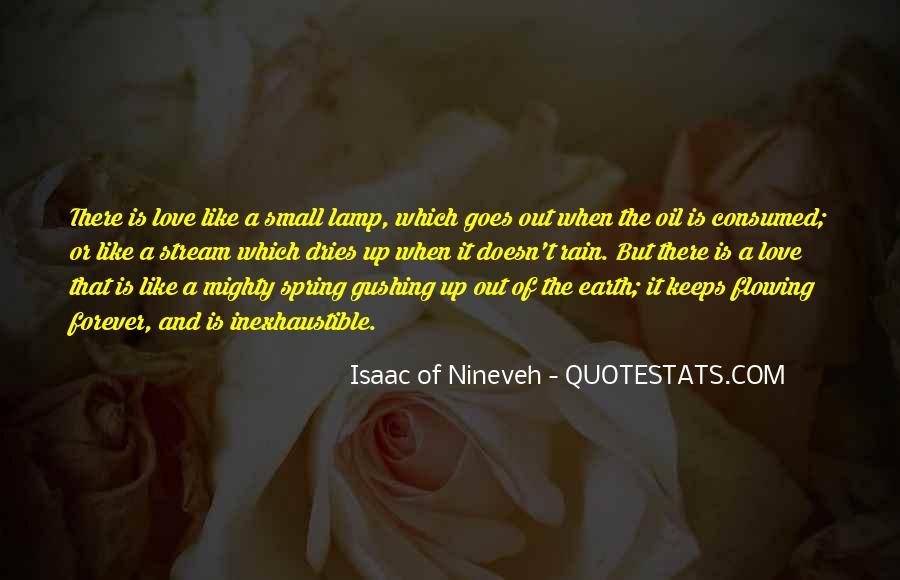 Isaac Of Nineveh Quotes #231432