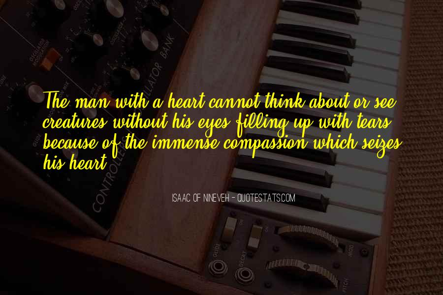 Isaac Of Nineveh Quotes #570152