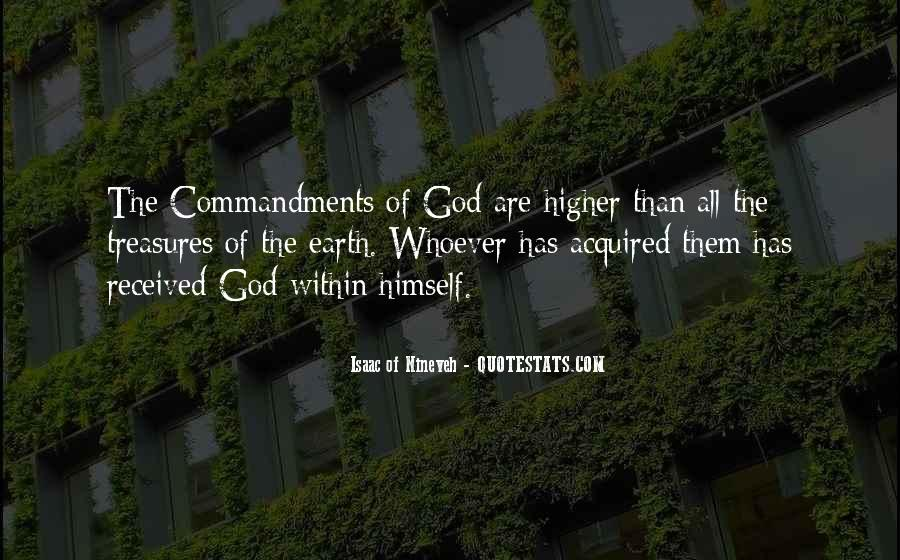 Isaac Of Nineveh Quotes #684207