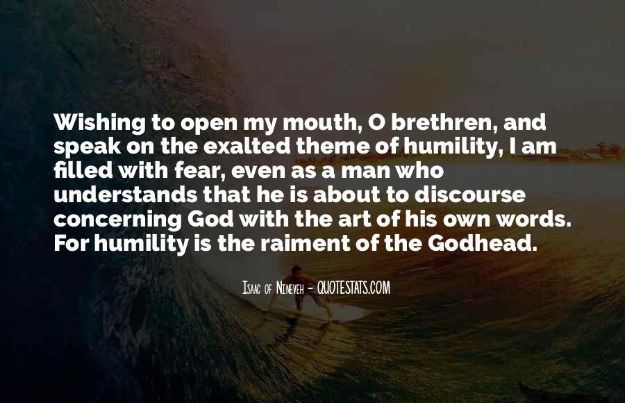 Isaac Of Nineveh Quotes #714527