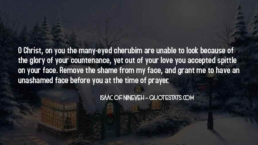 Isaac Of Nineveh Quotes #862599
