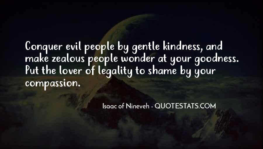 Isaac Of Nineveh Quotes #908459