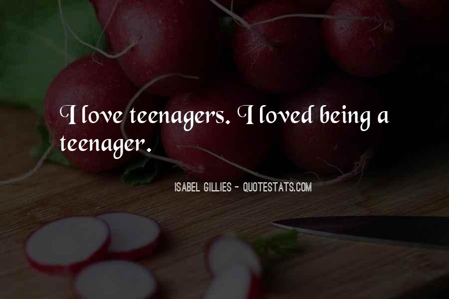 Isabel Gillies Quotes #1421687