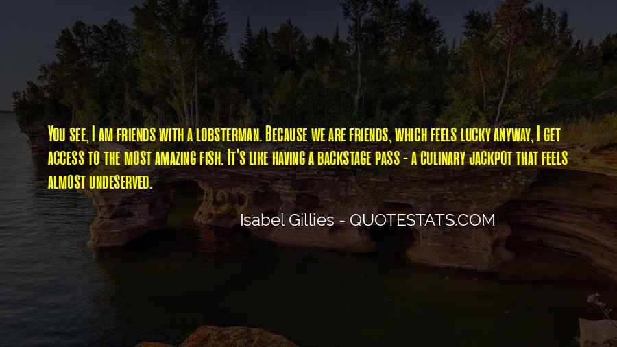 Isabel Gillies Quotes #315546