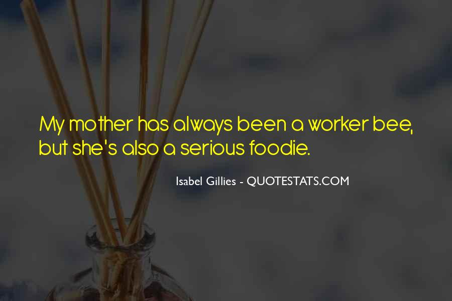 Isabel Gillies Quotes #707750