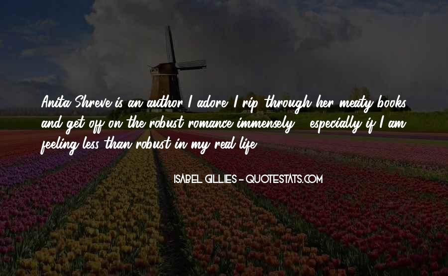 Isabel Gillies Quotes #758723