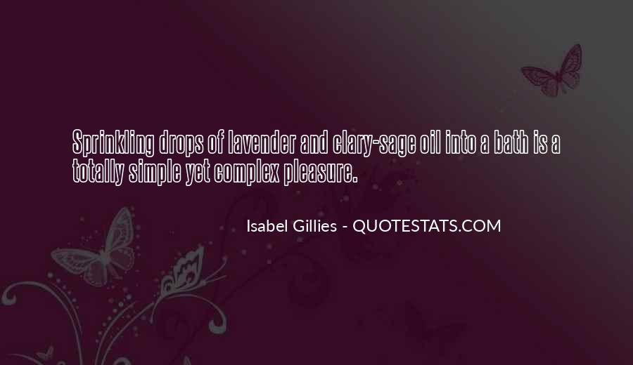 Isabel Gillies Quotes #808665