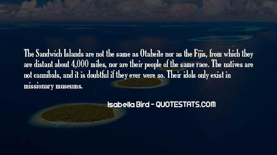 Isabella Bird Quotes #1108548
